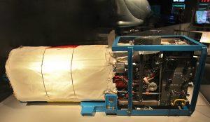 Bild 2: Brennstoffzelle des Space Shuttles.